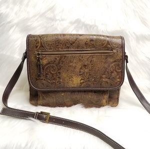 Relic Messenger Crossbody Bag